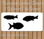 PS Shapes - Fish