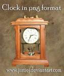 Cutout PNG - Clock 4