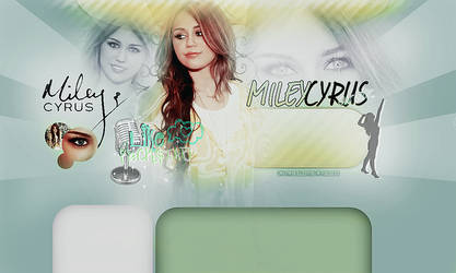 layout 0.21 Miley Cyrus by LadyAmme
