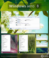 Windows aero 8
