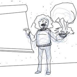 Einstein GIF by pernobassist