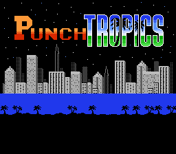 PunchTropics by Diegichigo