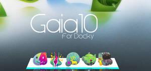 Gaia10 for Docky