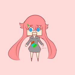Medi-chan by Chrylin
