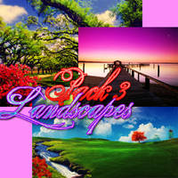 Tercer Pack Landscapes by TouchBiitch