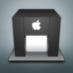 App Store Icon by marc2o