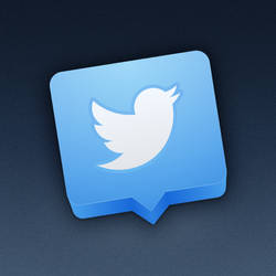 Twitter Icon for Mac (Yosemite Edition)