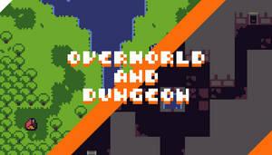 Micro Tileset - Overworld and Dungeon