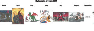 My Favorite Art from 2018