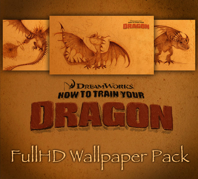 How to train your dragon by ihateyouare