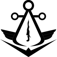 Indonesian Assassins' Insignia (Black Ver.)