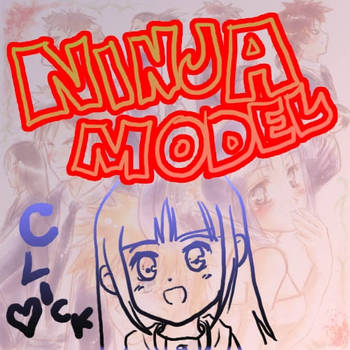 NarutoGame-Ninja Model by Tidi-Lebre