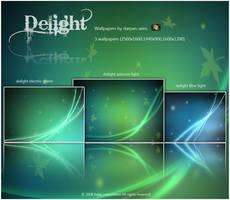 Delight wallpapers by darpan-aero