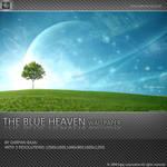 The Blue Heaven Wallpaper