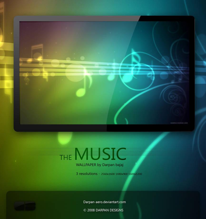 MUSIC wallpaper by darpan-aero