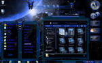 Windows 7 Themes Blue Glass