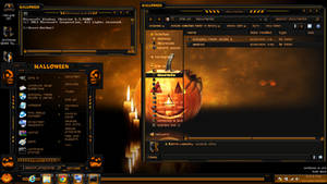 Windows 8.1 theme Halloween