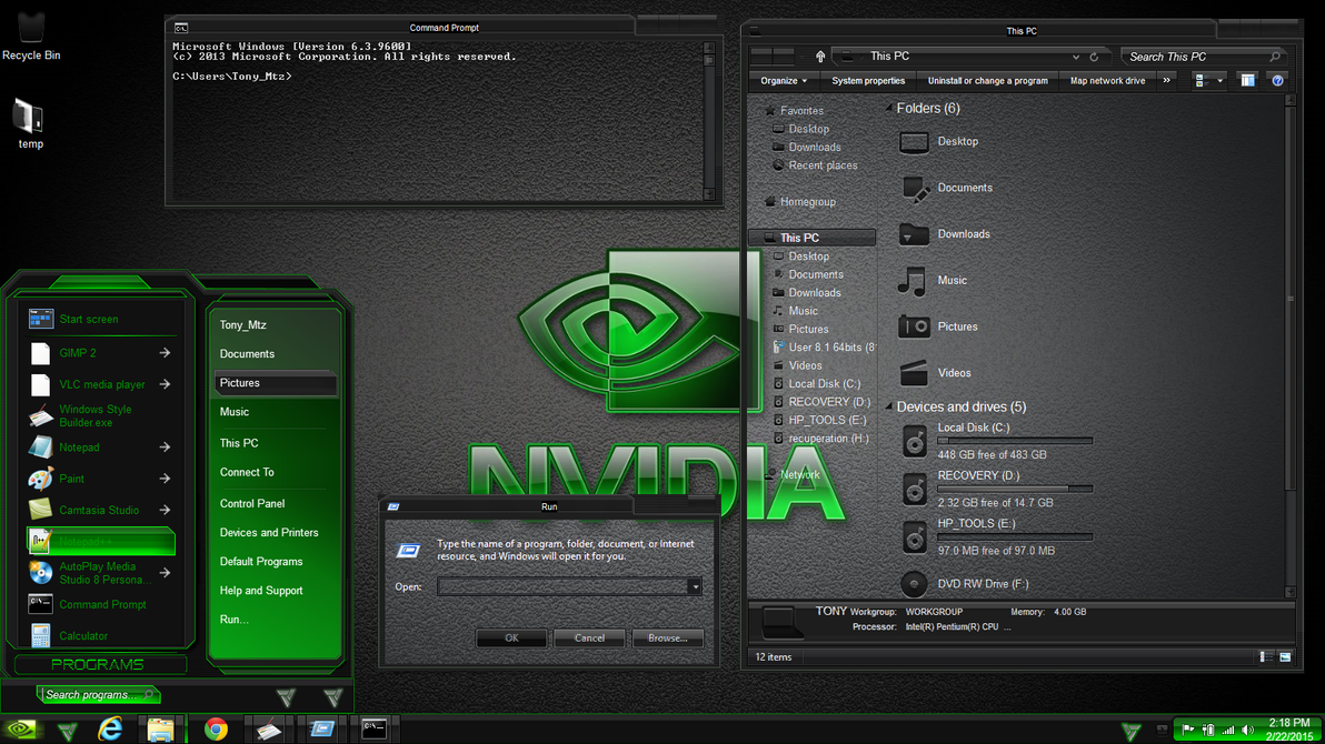 NVIDIA PhysX скачать бесплатно для Windows 7 64 bit