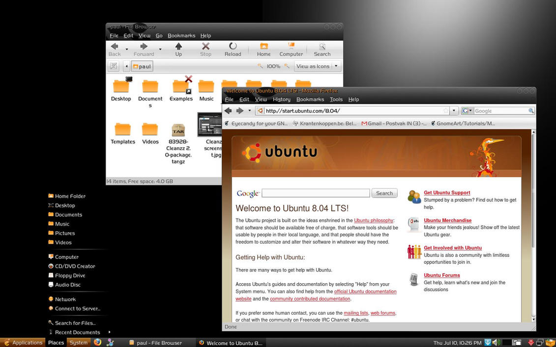 Ubuntu NextG 3.0 by macwanderer