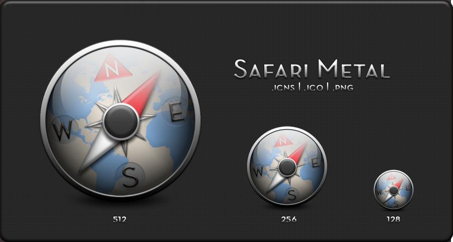 Safari Metal Final by SoundForge
