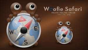 Woofie Safari Icon