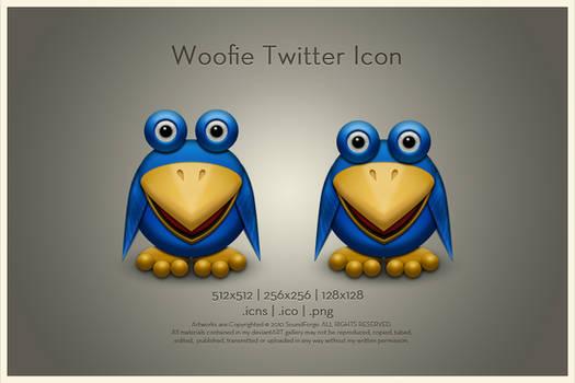 Woofie Twitter Icon