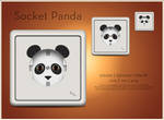 Socket Panda Icon