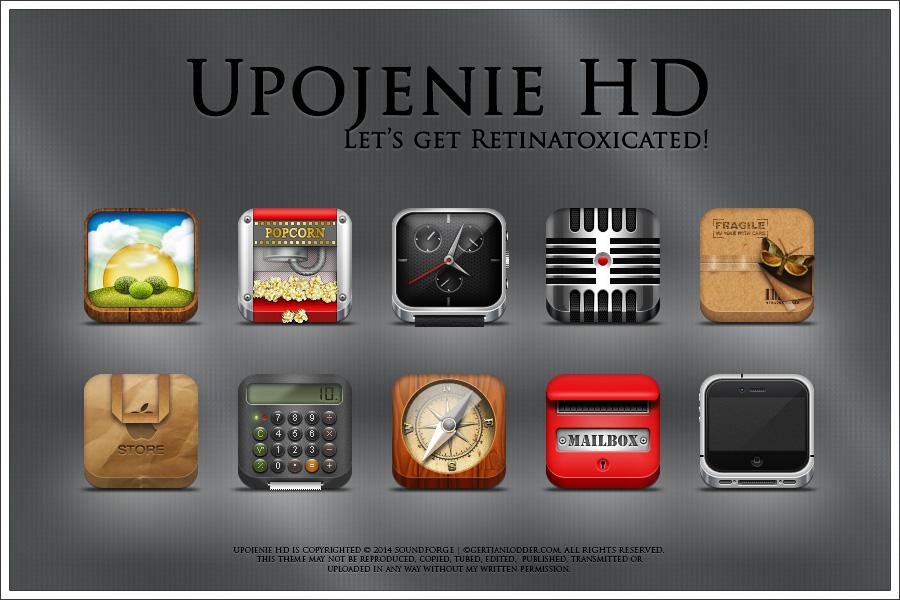 Upojenie HD - Retinatoxicated by SoundForge