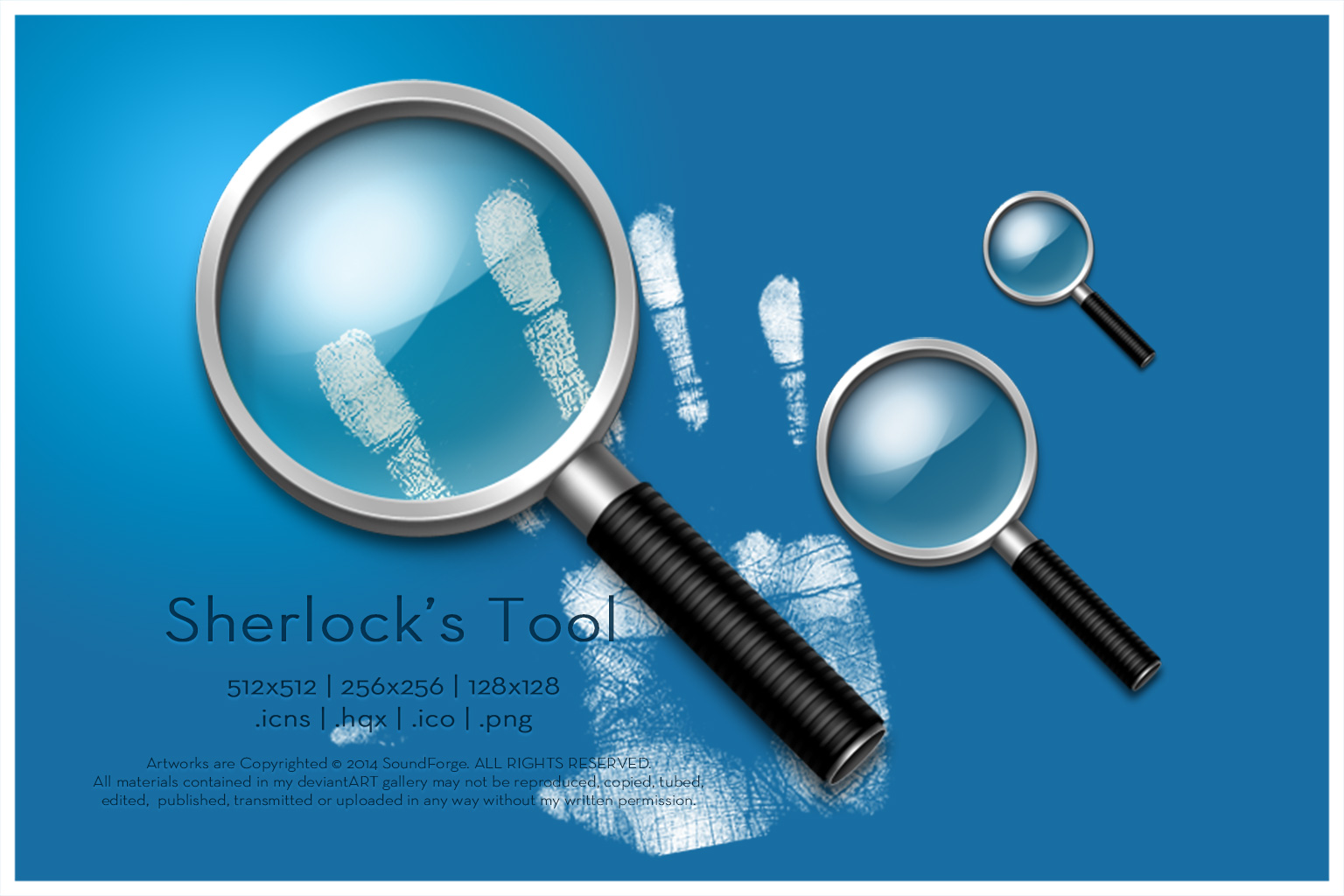 Sherlock's Tool by SoundForge