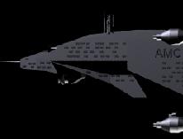 Ship fade in by Jarndahusky