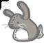Bunny Cursor by Ayleids