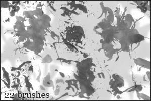 Brushes 7 by DarkAlva