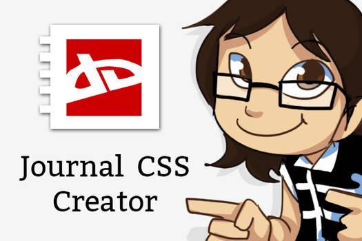 Journal CSS Creator v1.5