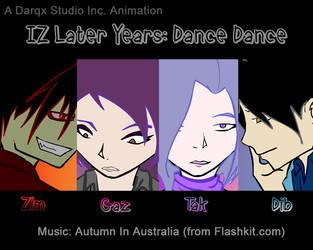 IZ Later Years: Dance dance by Darqx