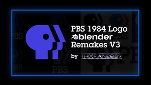 PBS 1984 Logo Blender Remakes V3