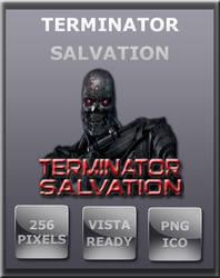 Terminator Salvation Icon