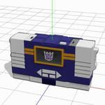 MMD Soundwave transform