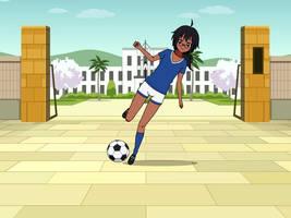 [KISEKAE ANIMATION] Spontaneous Soccer TG TF by Jayronzski