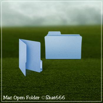 Mac Open Folder by xuliikoo