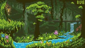 Terraria : Underground Jungle