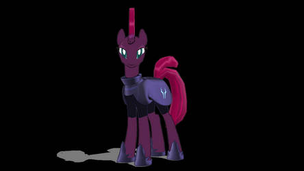 MMD x MLP Newcomer: Tempest Shadow Ver2 by Zoroark67