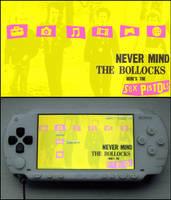 The Sex Pistols PSP Theme by masternoname