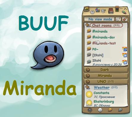 Buuf Miranda by Angeli-Ka