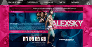 Alex. PSD by Starsofneonlights