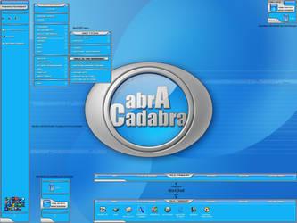 abrACadabra Vertical Startbar by vectornut