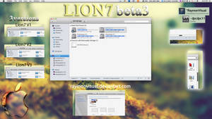 Lion7 beta3 released