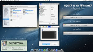 mLion7 for windows7 updated2
