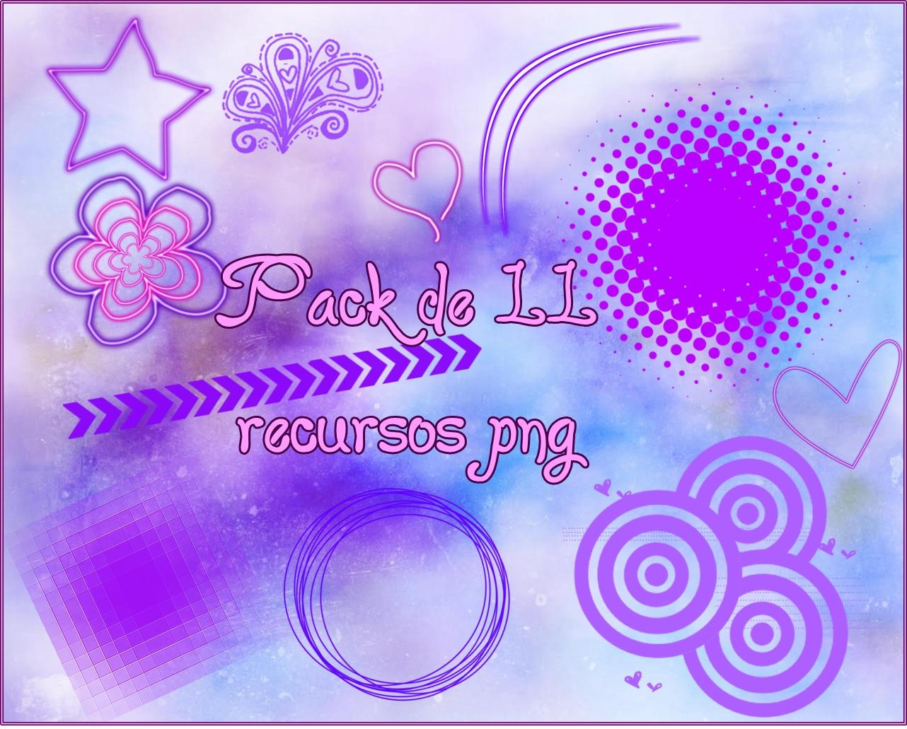 Pack de recursos png by Tatiana931220