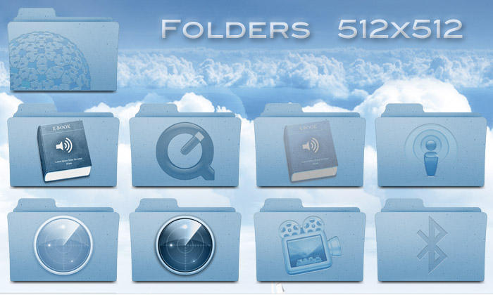 Folders by harrunio