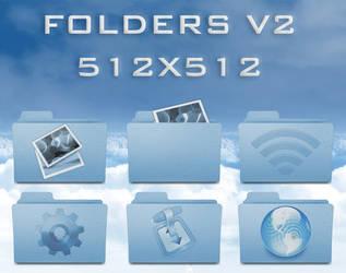 Folders v2 by harrunio